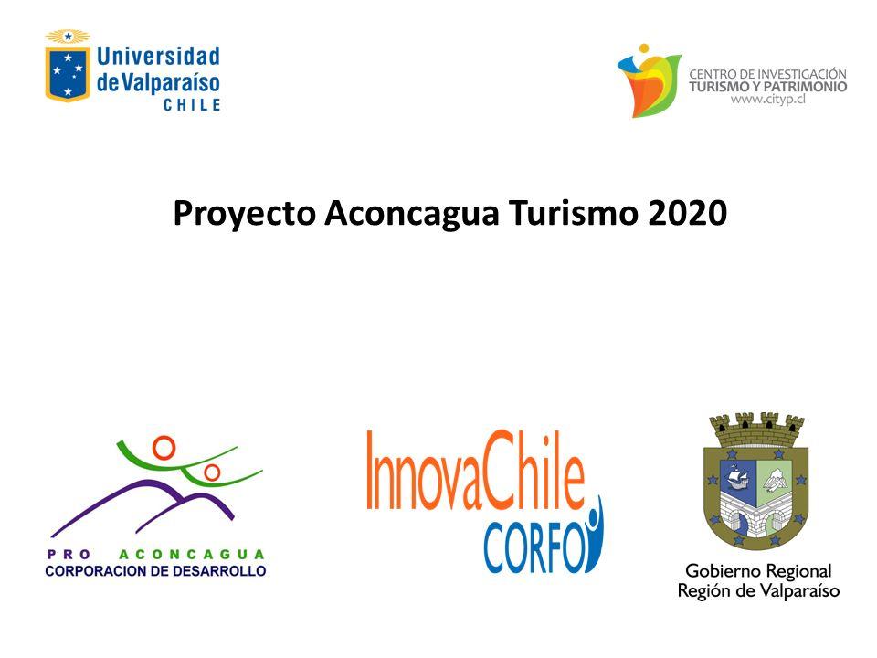 Proyecto Aconcagua Turismo 2020