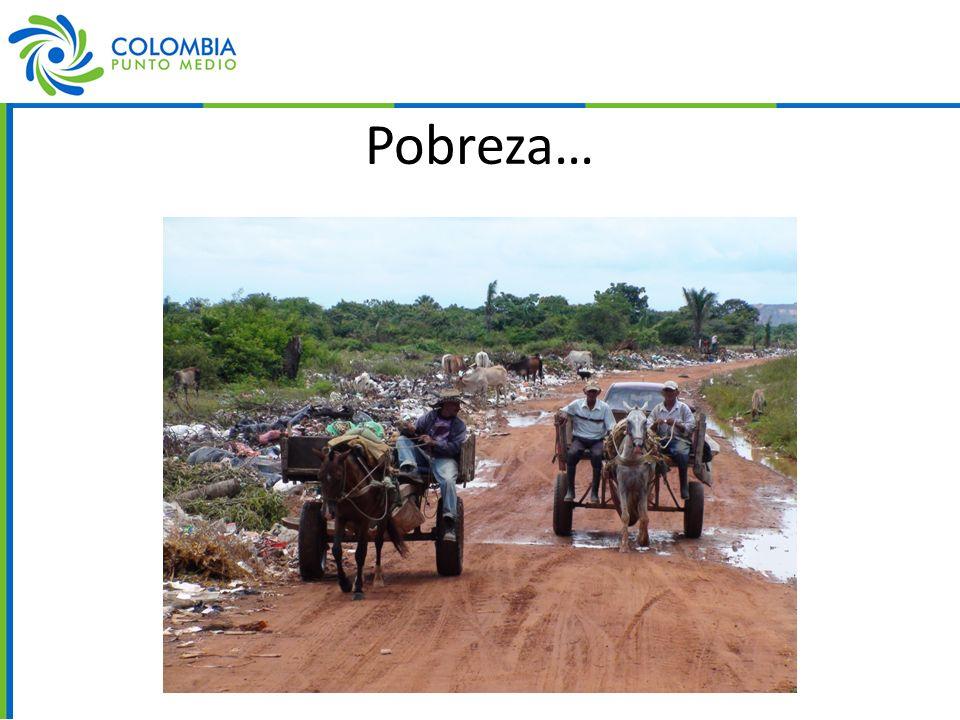 Pobreza…