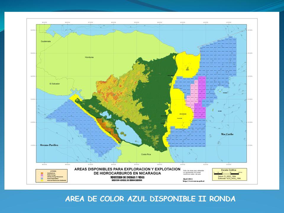 AREA DE COLOR AZUL DISPONIBLE II RONDA