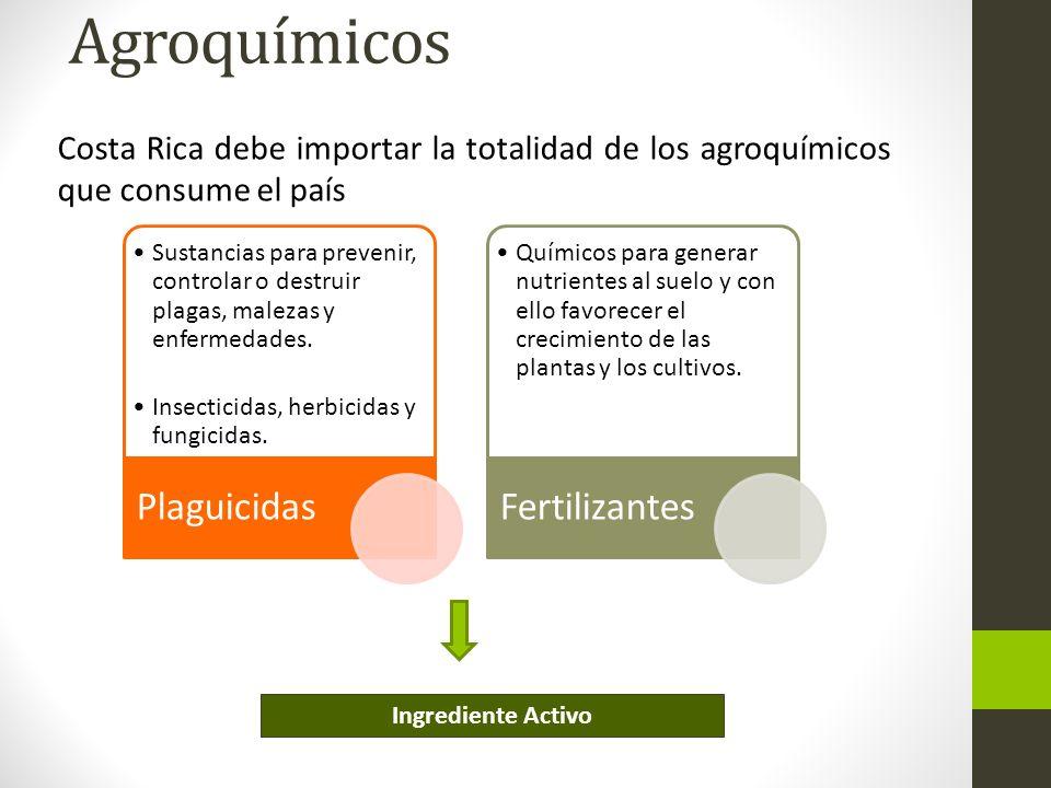 Agroquímicos Sustancias para prevenir, controlar o destruir plagas, malezas y enfermedades. Insecticidas, herbicidas y fungicidas. Plaguicidas Químico
