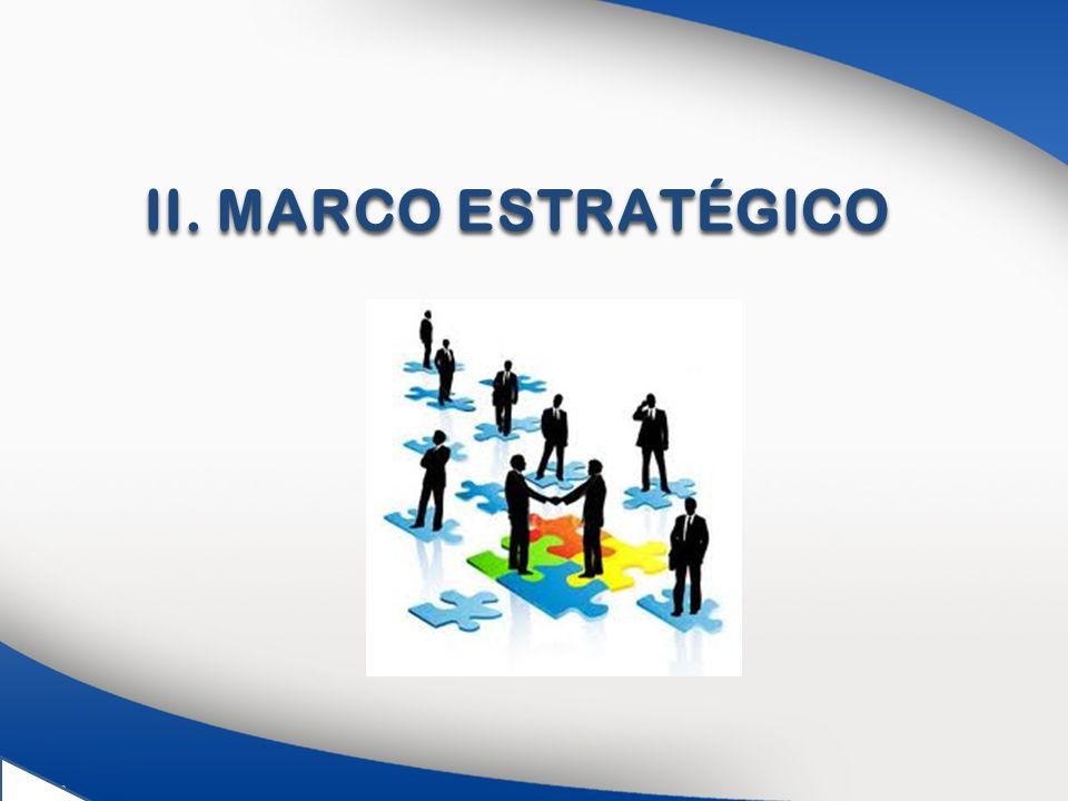 II. MARCO ESTRATÉGICO
