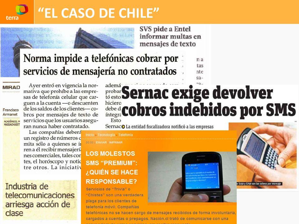 EL CASO DE CHILE