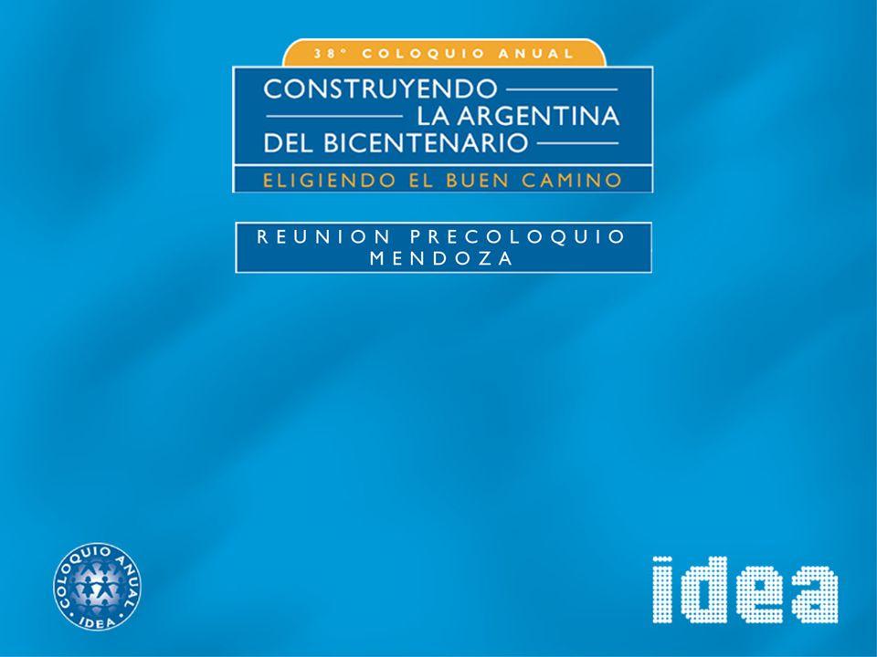 Javier Merino32 Mensaje La exportación es la mejor alternativa de la que dispone la sociedad argentina para generar crecimiento económico.La exportación es la mejor alternativa de la que dispone la sociedad argentina para generar crecimiento económico.