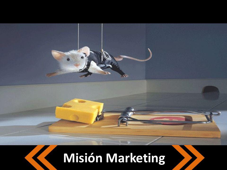 Misión Marketing