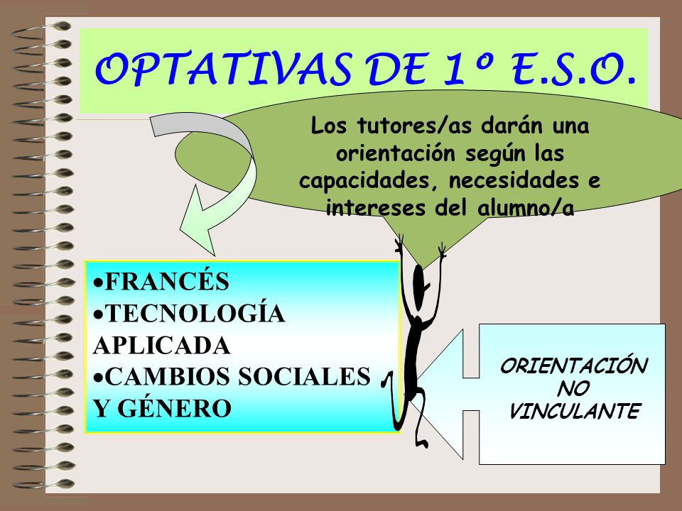AREAS EDUCATIVAS 1º E.S.O. ASIGNATURASHORAS/SEMANA LENGUA Y LITERATURA4 Horas MATEMÁTICAS4 Horas CIENCIAS SOCIALES3 Horas CIENCIAS NATURALES3 Horas IN
