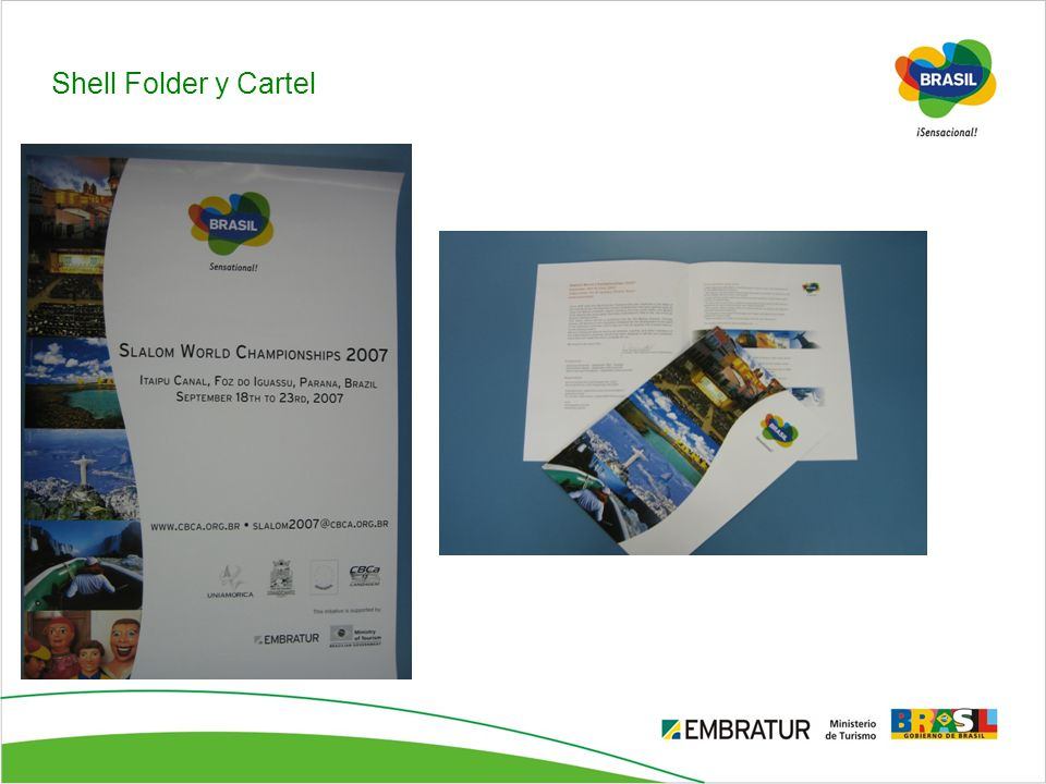 Shell Folder y Cartel
