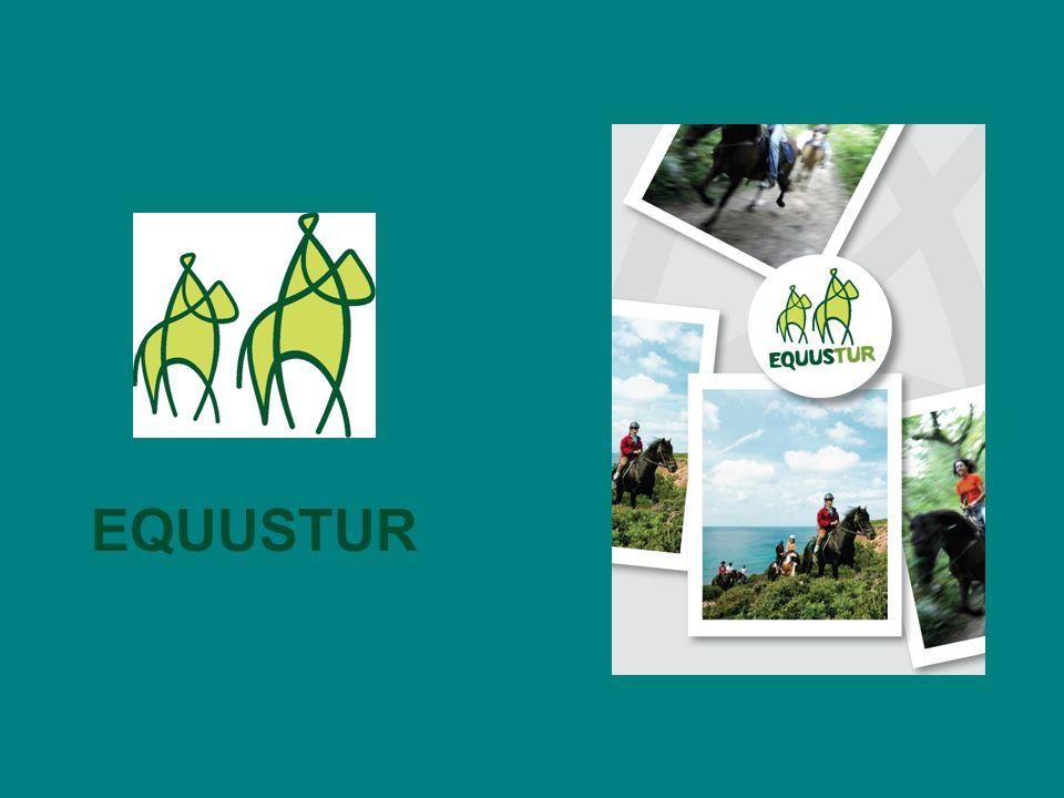 RESULTADOS 1.Creación de una red de turismo ecuestre por todo el SudOeste Europeo.