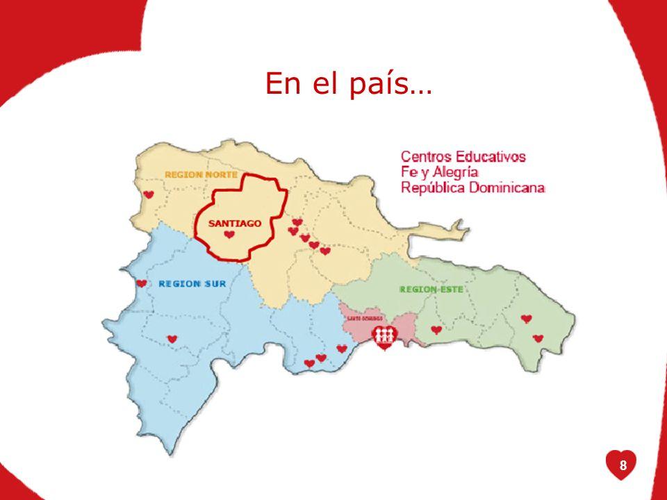 9 Hato del Yaque dentro del Municipio de Santiago
