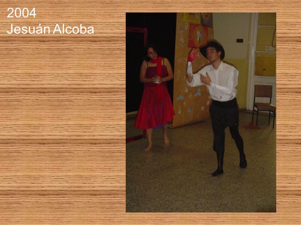 2004 Jesuán Alcoba