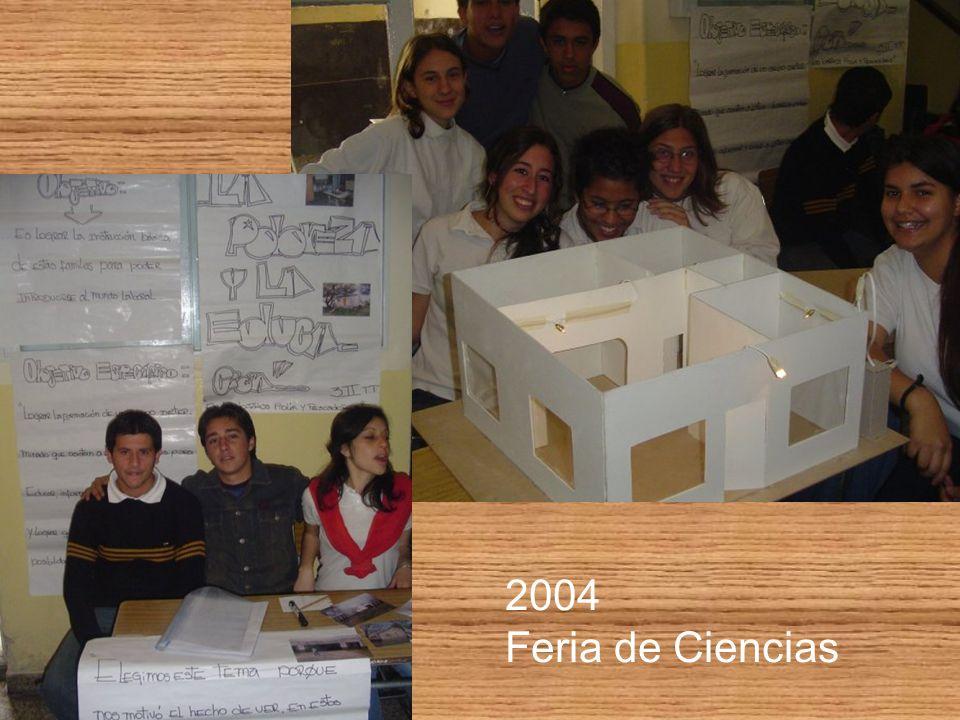 2004 Feria de Ciencias