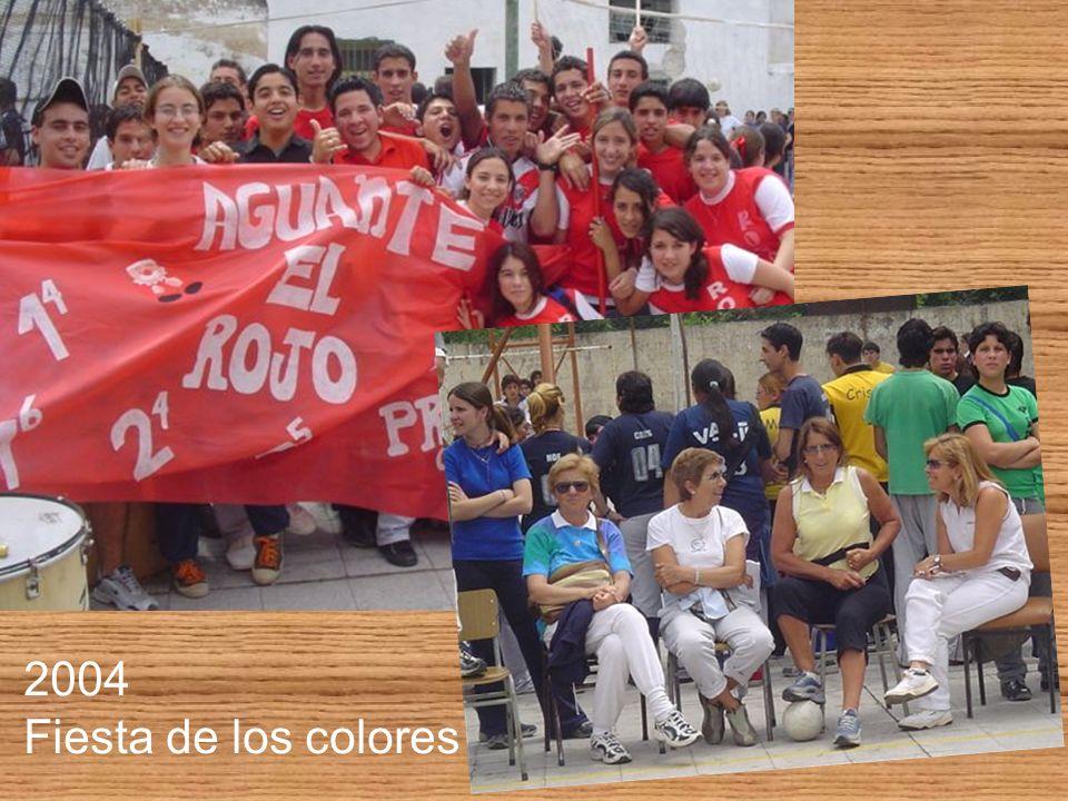 2004 Fiesta de los colores