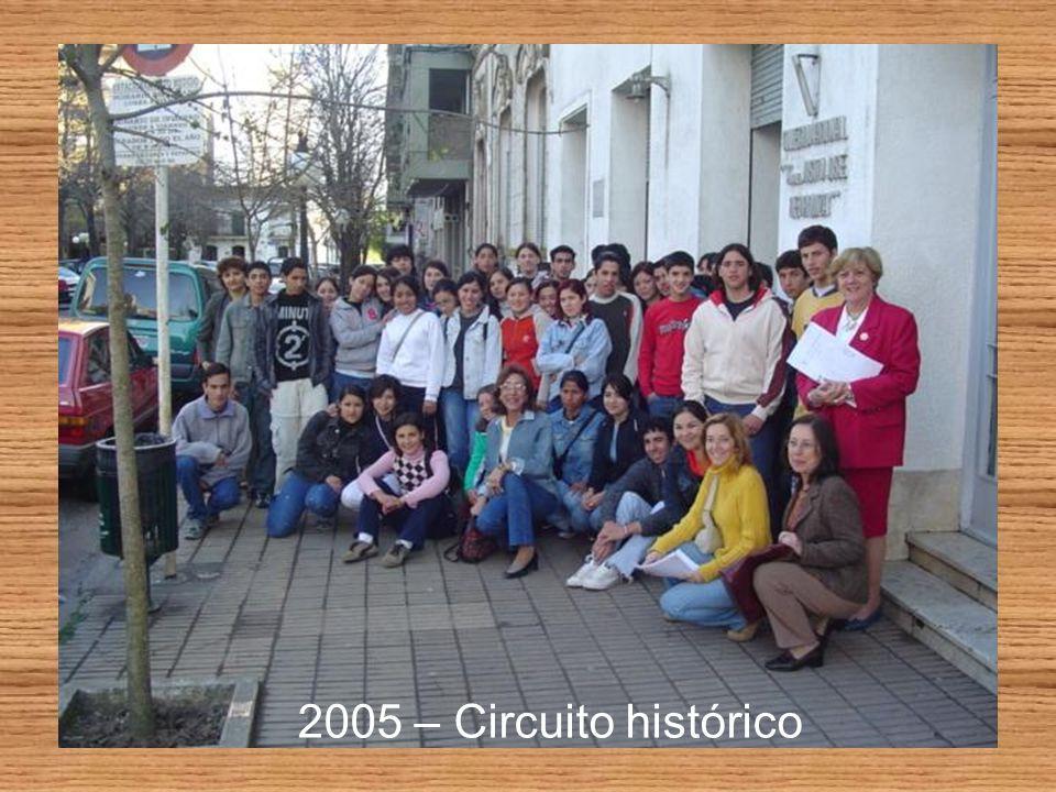 2005 – Circuito histórico
