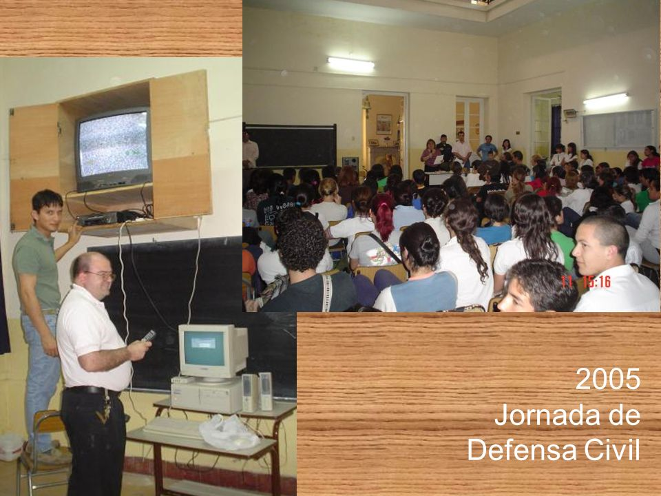 2005 Jornada de Defensa Civil