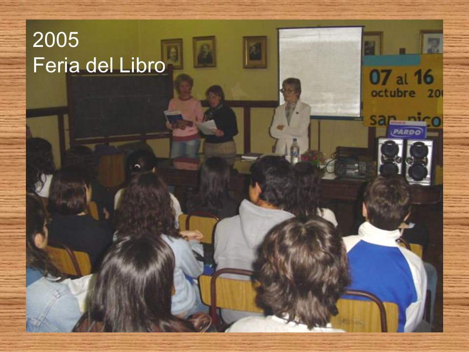 2005 Feria del Libro