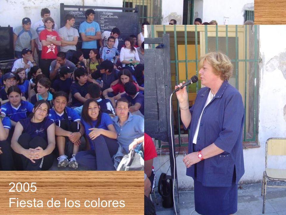 2005 Fiesta de los colores