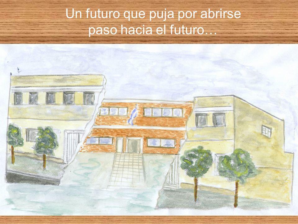 Un futuro que puja por abrirse paso hacia el futuro…