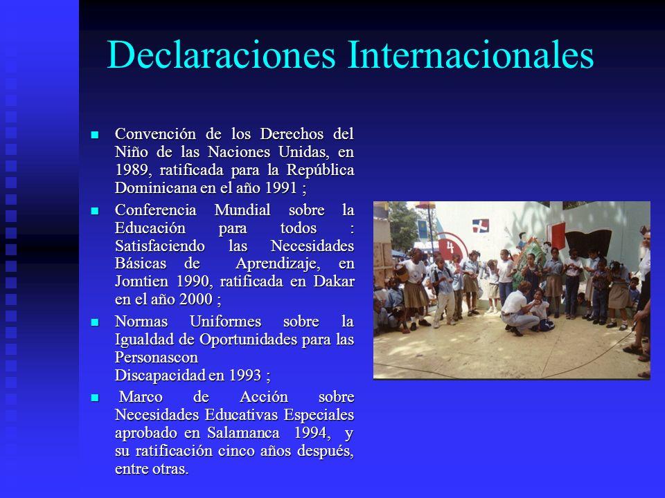Orden Departamental 18-2001 Reorganización de los Centros de Educación Especial