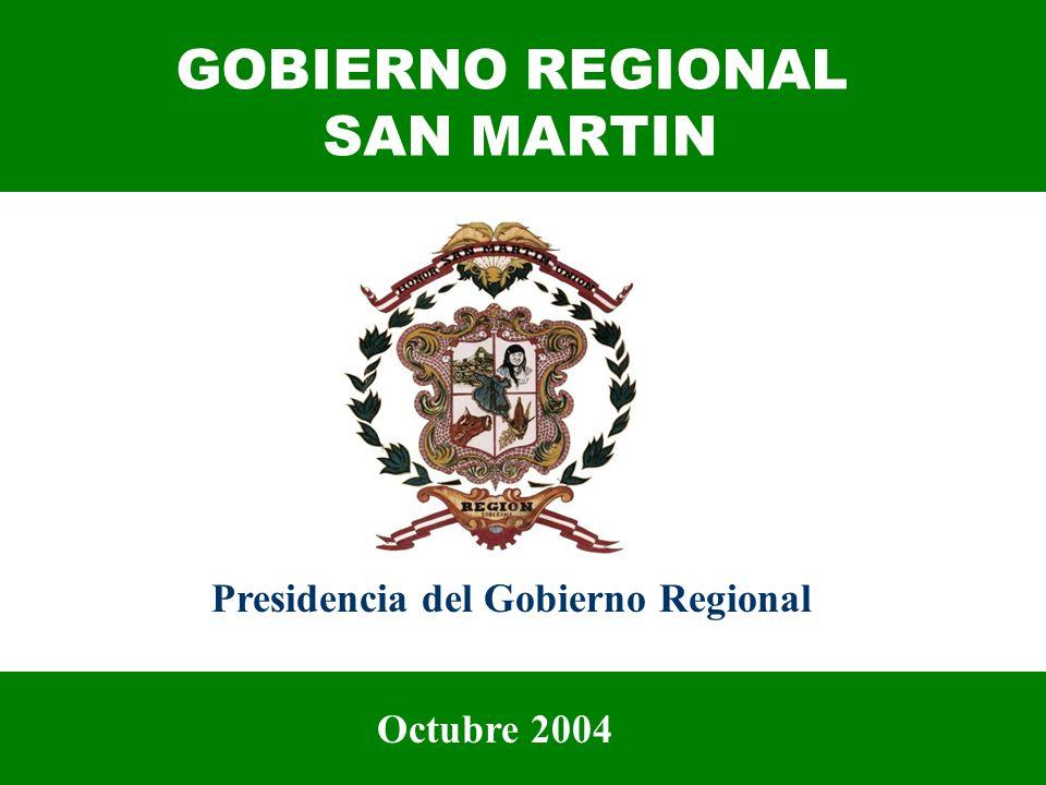 OBJETIVO: Desarrollar productos agropecuarios y forestales apropiados a la Región San Martín de manera sostenible, con miras a un aprovechamiento agroindustrial dentro de un mercado seguro.
