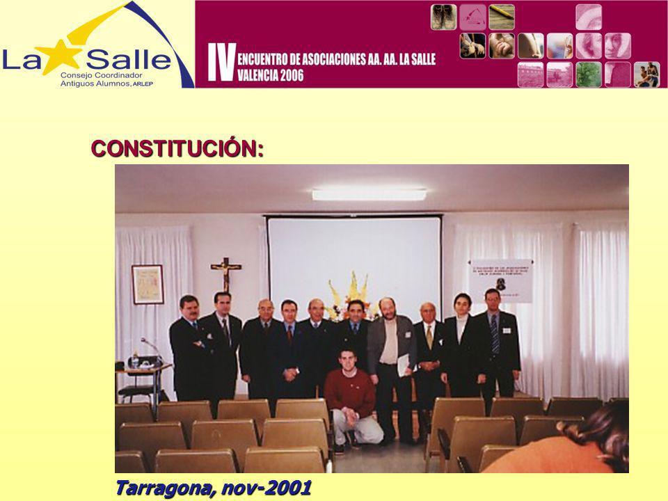 COMPOSICIÓN: Hno.Ismael Beltrán Millán, Hno. Asesor (Dt.