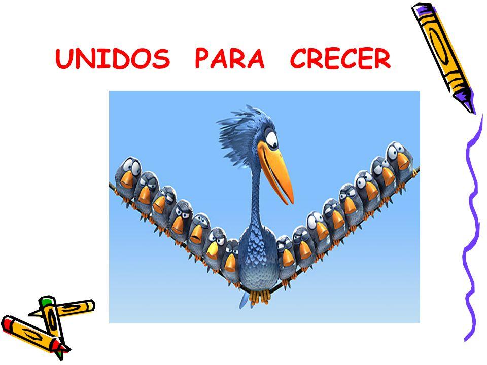 UNIDOS PARA CRECER