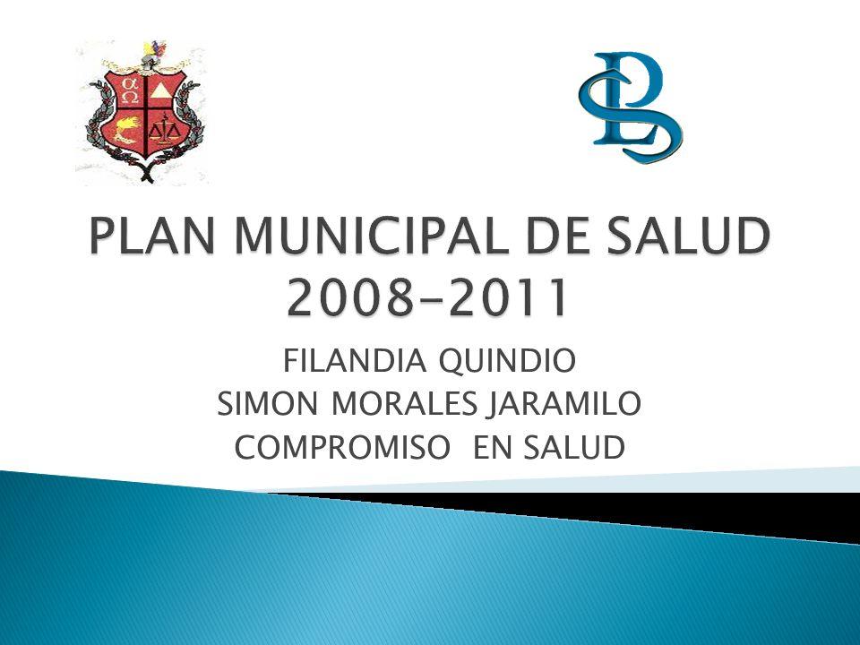 FILANDIA QUINDIO SIMON MORALES JARAMILO COMPROMISO EN SALUD