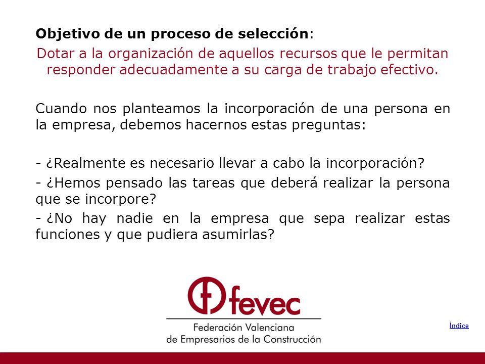 2.Reclutamiento y recepción de candidaturas.