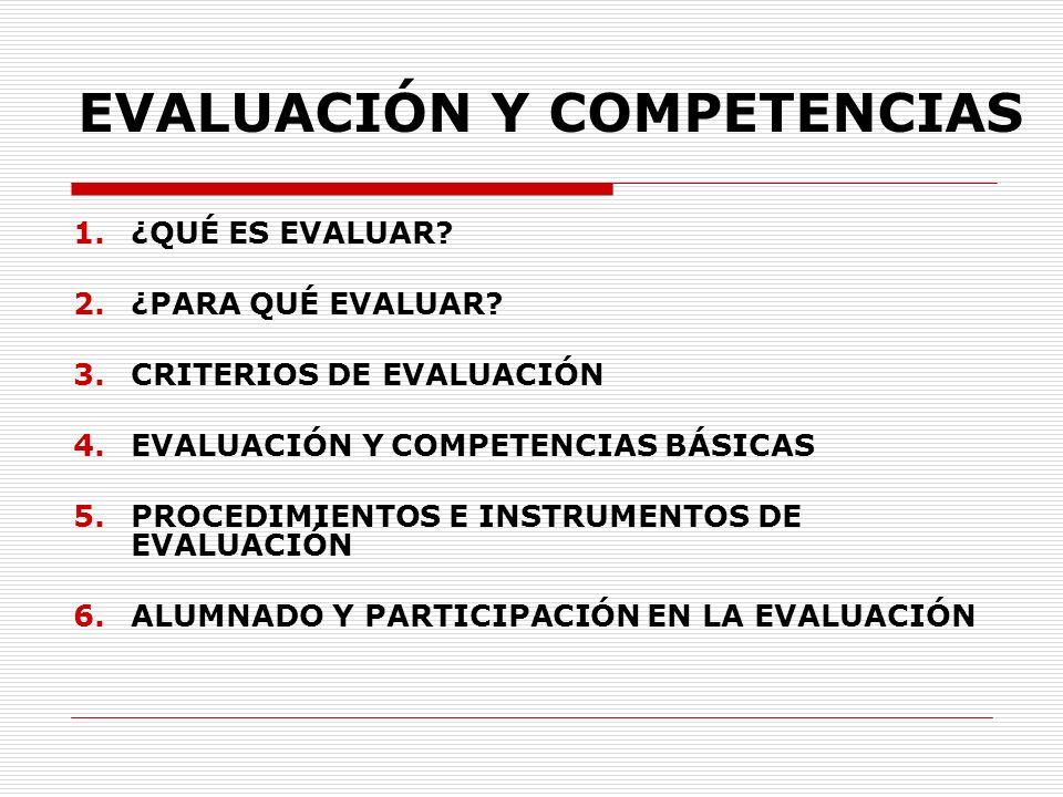 ESTRATEGIA DIDÁCTICA La evaluación, dimensión importancia de la relación profesor-alumno en el proceso de enseñanza Conocer los objetivos, contenidos y los criterios y los instrumentos de evaluación facilita al alumno su proceso de aprendizaje Evaluación, lugar de encuentro y compromiso entre el alumnado y los tutores