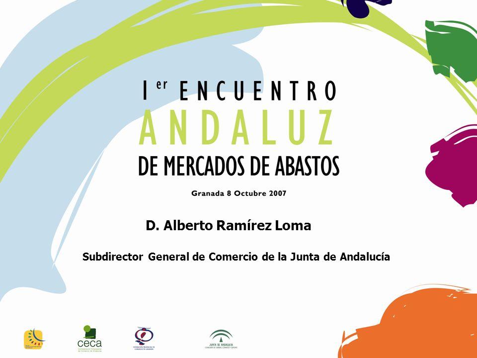 Plan de Modernización de Mercados Municipales de Andalucía Demanda de los Consumidores Andaluces T anto Consumidores en general como clientes de mercados municipales creen prioritarias mejoras como: Aparcamientos Amplitud de los Horarios Proximidad (más aperturas) y, Servicios a Domicilio