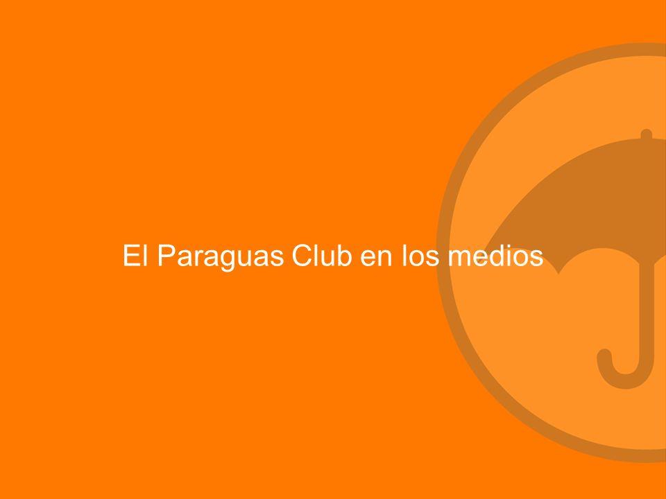 El Paraguas Club en los medios