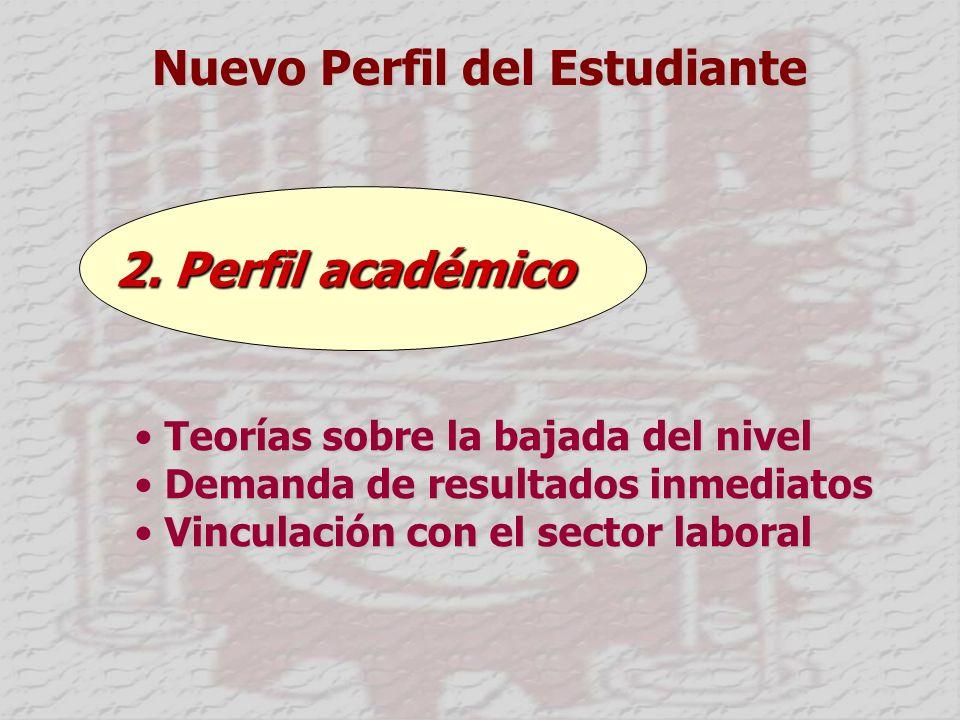 Nuevo Perfil del Estudiante 2.