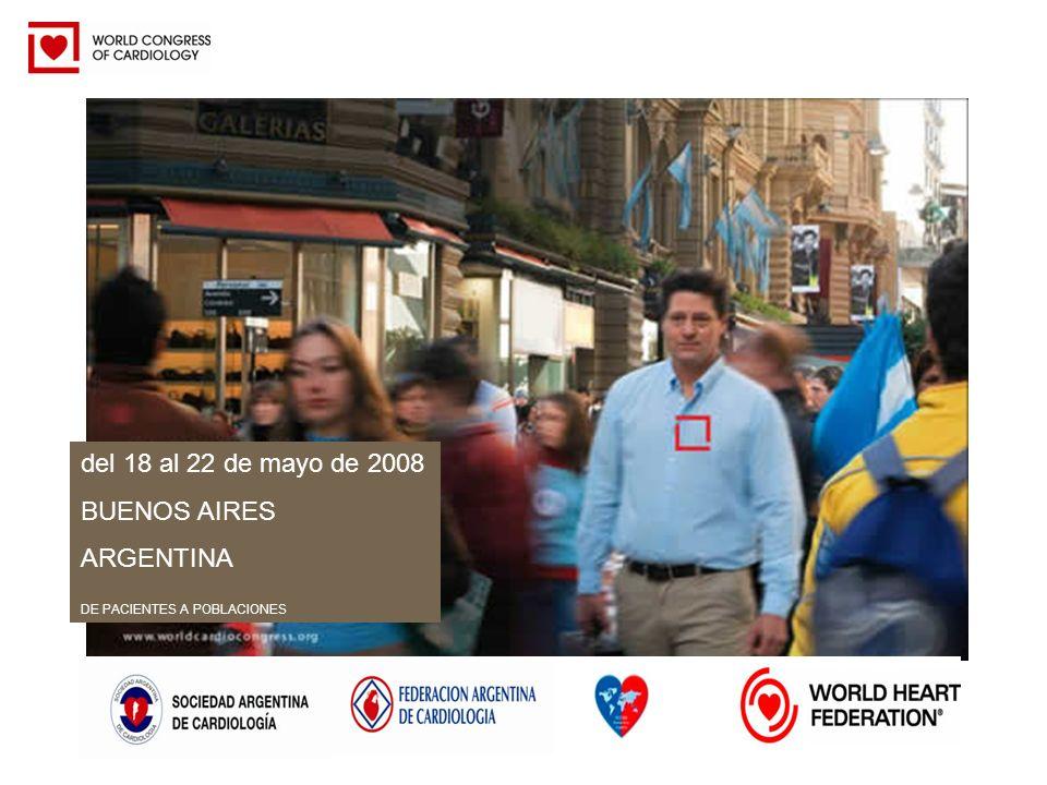 Bienvenida y presentación de los asistentes Presentación: hasta las 13:00 Visita a La Rural en grupos Almuerzo: de 13:45 a 14:30 Sesión abierta de preguntas y respuestas: de 14:30 a 15:30 Nuestro objetivo: Maximizar su visibilidad y el rendimiento de su inversión en el WCC 2008 Buenos Aires Bienvenidos