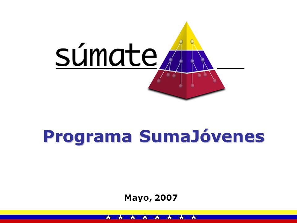 Programa SumaJóvenes Mayo, 2007