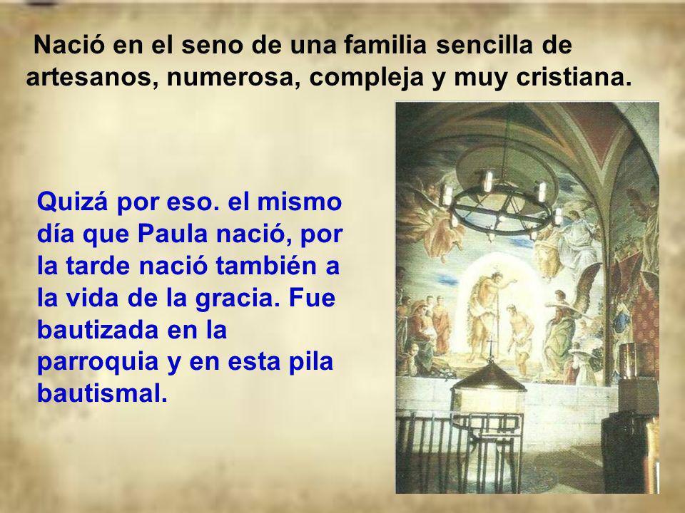 Paula Montal nació el 11 de octubre de 1799 en Arenys de Mar, villa costera, abierta al mar, cosmopolita e industrial, en la provincia de Barcelona, e