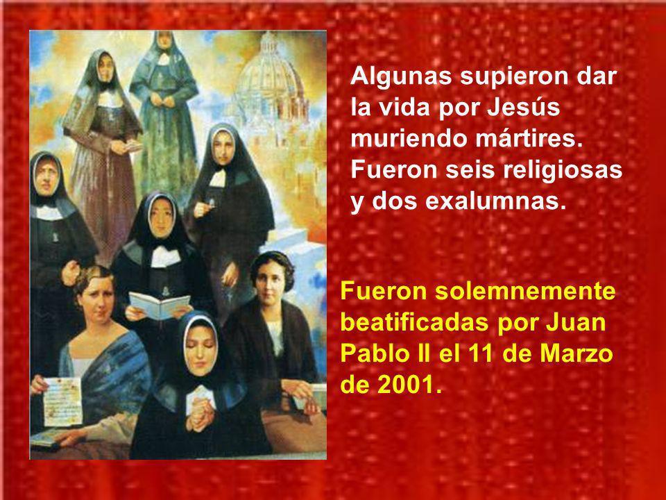 La obra educativa de Santa Paula Montal Fornés de San José de Calasanz continúa hoy en la Iglesia, particularmente a través de más de 800 Religiosas E