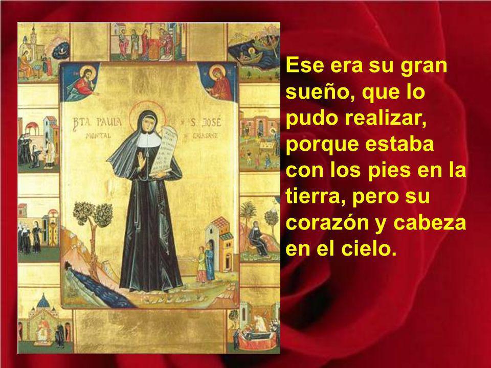 Madre y maestra de la niñez y juventud femeninas, santa Paula Montal vivió el reto humanizador de la civilización del amor, e, identificada con el esp