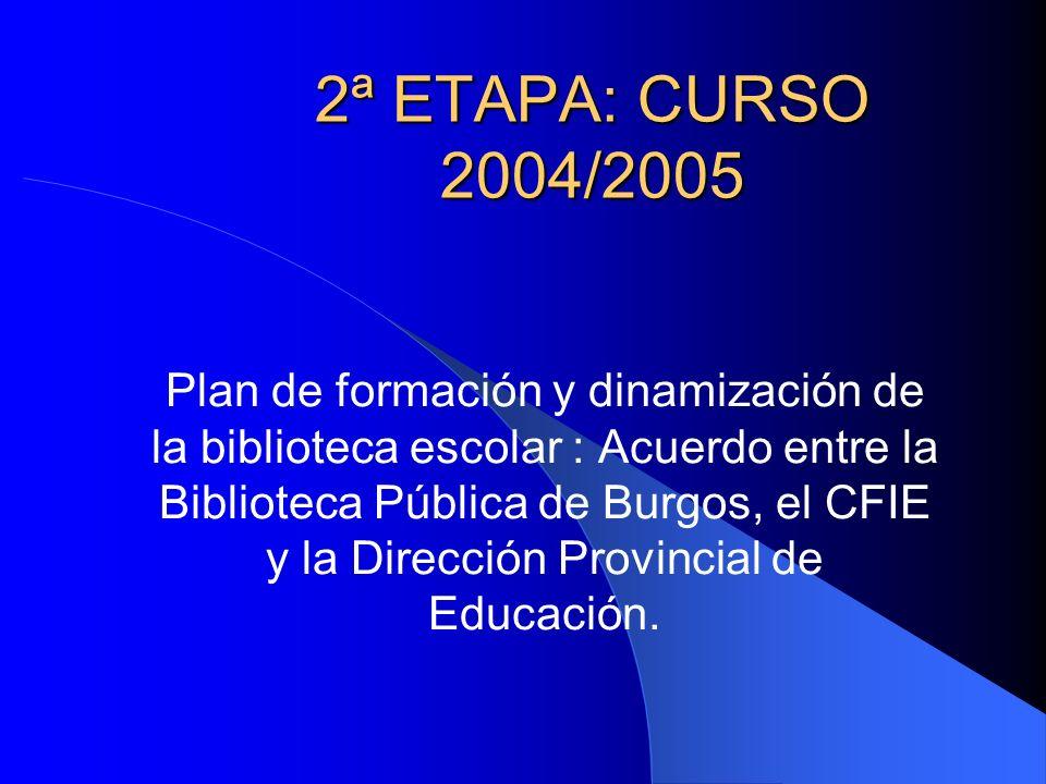 OBJETIVOS Implicar al profesorado en la organización de la biblioteca: compra de material, expurgo, formación en el uso y difusión de los fondos.