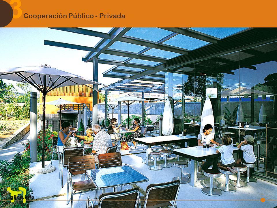 3 Cooperación Público - Privada