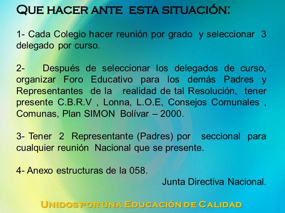 COMITÉ HABITAT ESCOLAR PADRES, ESTUDIANTES VOCEROS CONTRALORES, VOCEROS INTEGRADORES, ADMINISTRATIVOS(AS), DIRECTIVOS(AS), DOCENTES OBREROS(AS) GESTIONAR, PROMOVER PLANIFICAR Y EVALUAR ACCIONES DIRIGIDAS A LA CONSTRUCCIÓN, AMPLIACIÓN, MANTENIMIENTO, REHABILITACIÓN, DOTACIÓN DE BIENES Y LA INFRAESTRUCTURA DE LA PLANTA.