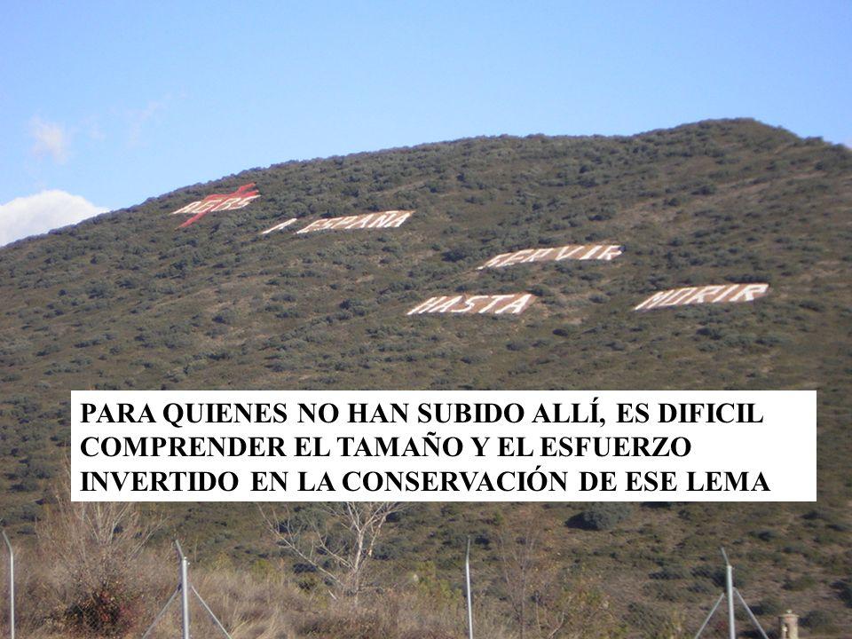 EN 1974 CON EL INGRESO DE LA I PROMOCIÓN, AÚN SE VEÍA ASÍ.........