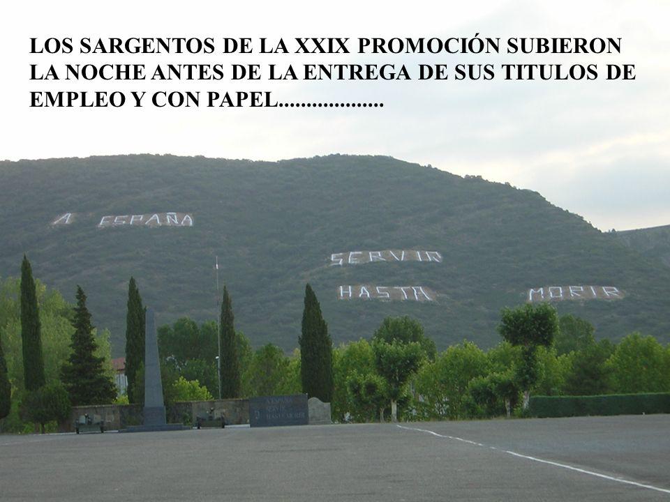 ....TAMBIEN EN LOS CAMPOS DE MANIOBRAS