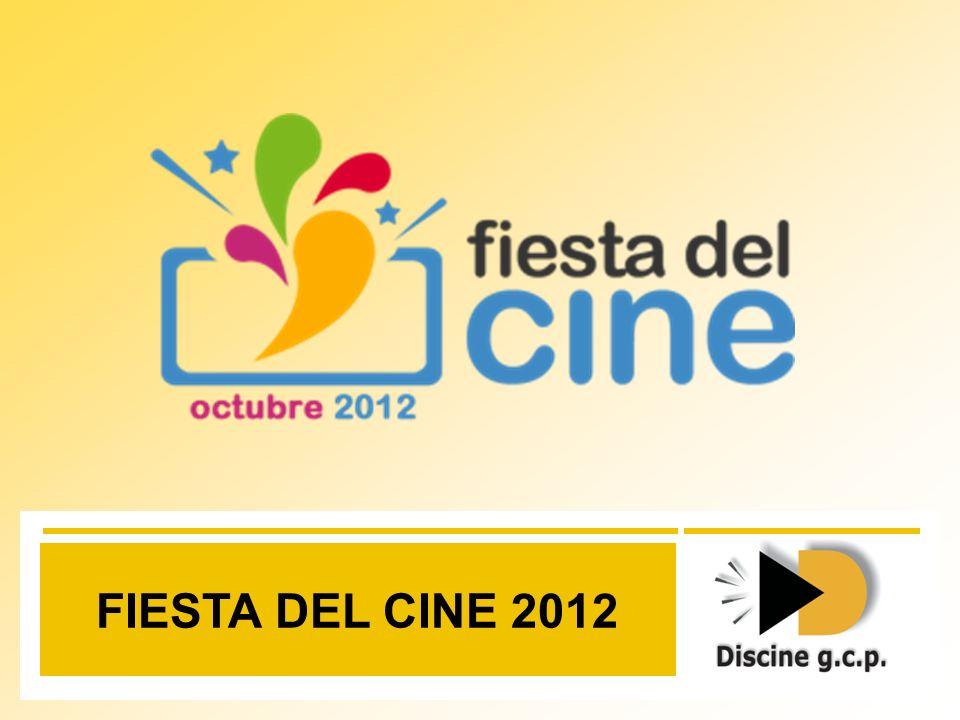 DATOS EVENTO FIESTA DEL CINE 2012 1.