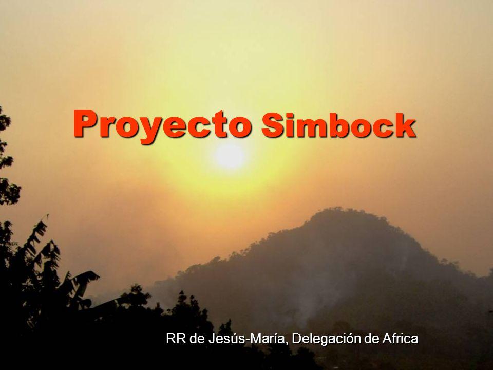 Proyecto Simbock RR de Jesús-María, Delegación de Africa