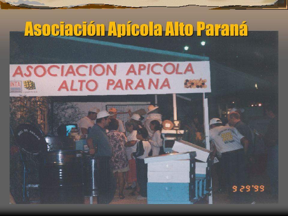 Asociación Apícola Alto Paraná