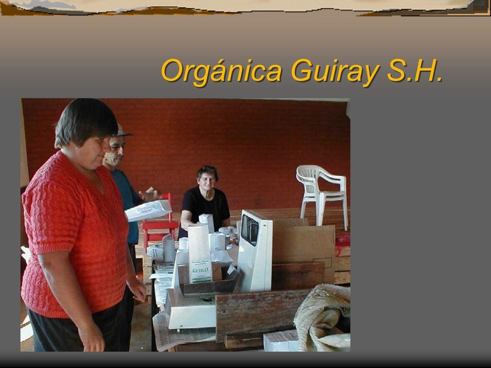 Orgánica Guiray S.H.