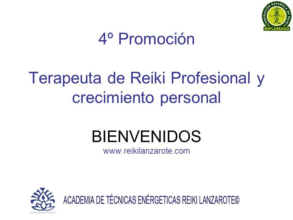 ¿ Quien puede ser Terapeuta de Reiki y Crecimiento Personal ?