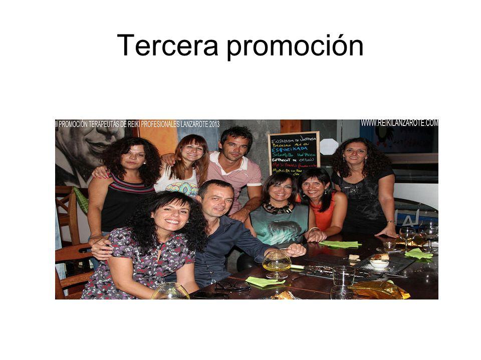 Tercera promoción