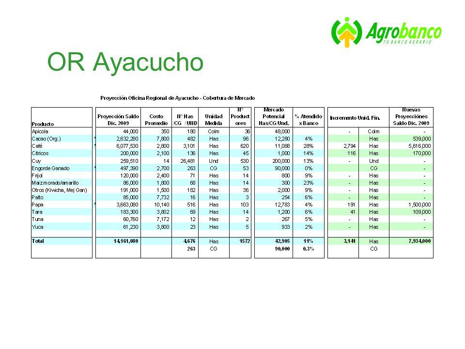 OR Ayacucho