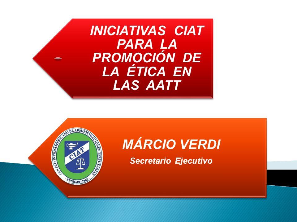 El Centro Interamericano de Administraciones Tributarias (CIAT) es un organismo internacional público sin ánimo de lucro.