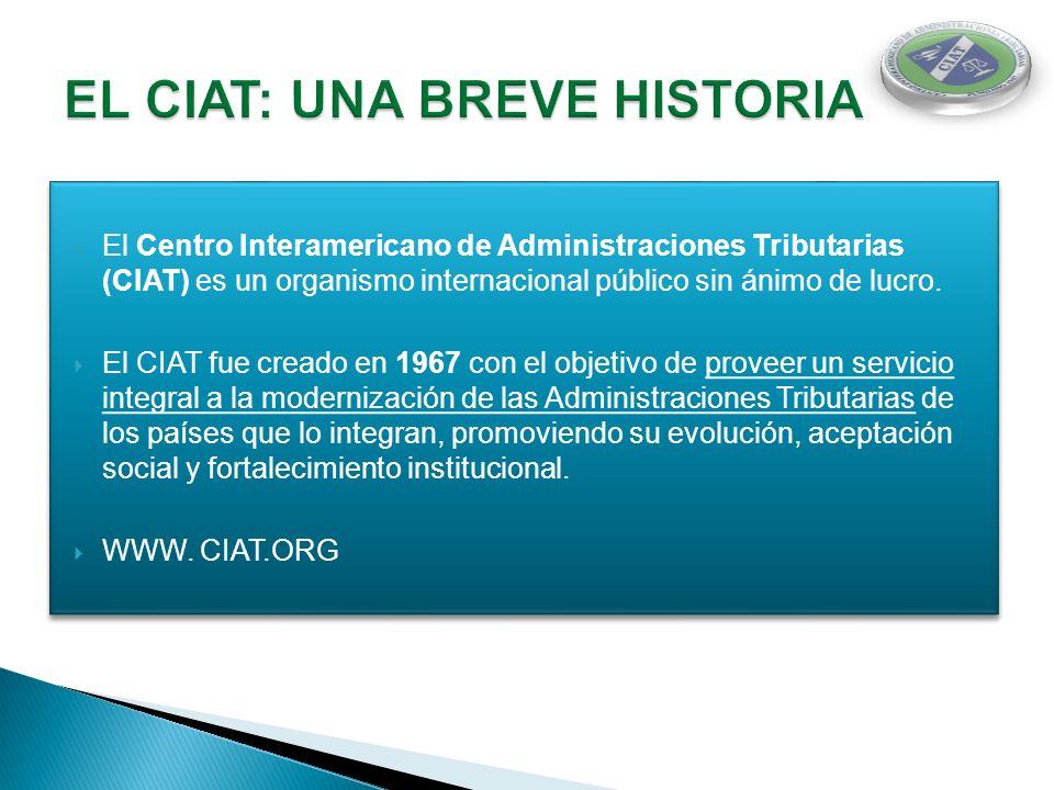 Asamblea General del CIAT en Perú (1995): Problemática del combate a la corrupción en la AT Asamblea General del CIAT en Rep.