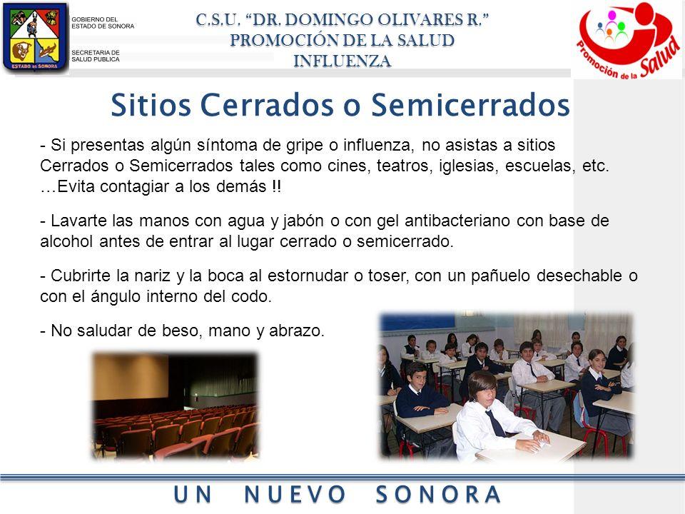 C.S.U.DR. DOMINGO OLIVARES R.